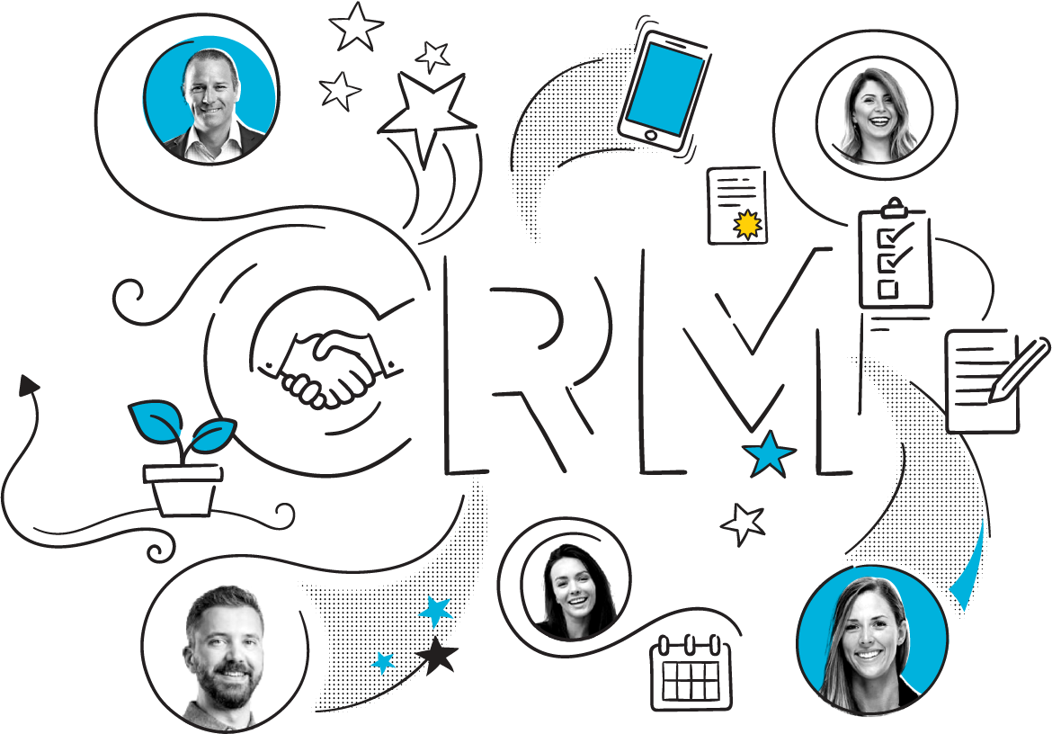A complete CRM for training providers