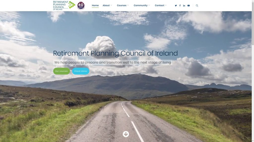 Retirement Planning Council of Ireland Homepage