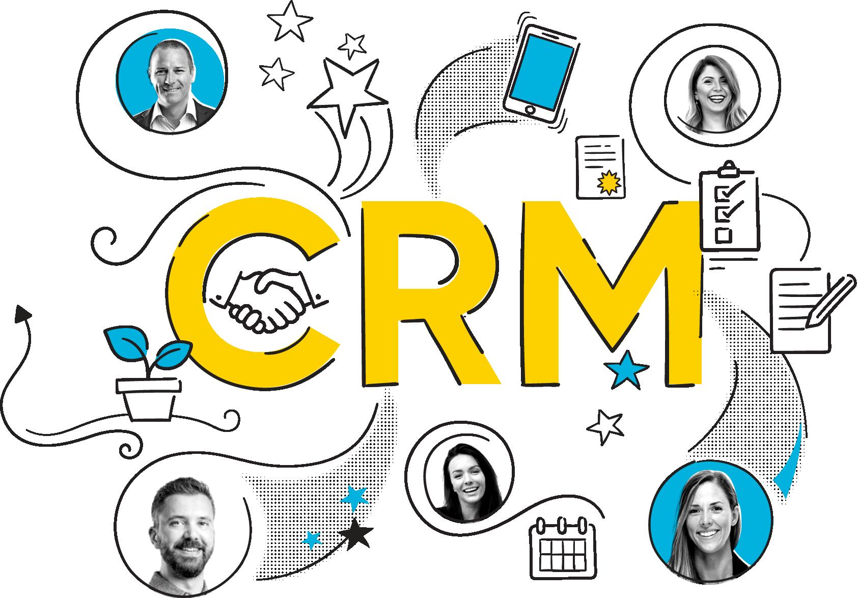 CRM trainin company software for training providers