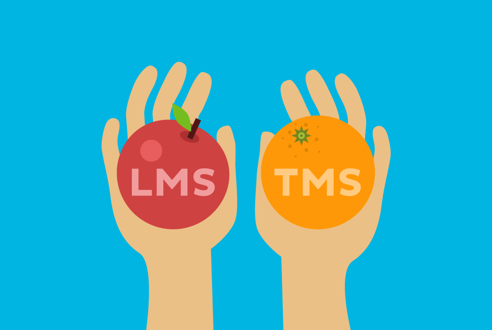 What's the difference between a LMS and a TMS?